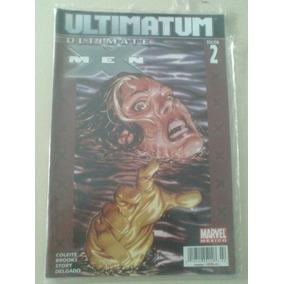 cfea1c323a Comics De Coleccion Marvel Ultimatum No. 2