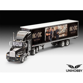 Truck & Trailer Ac/dc Limited Edition - 1/32