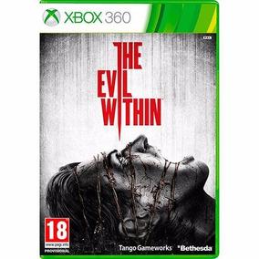 The Evil Within - Xbox360 Mídia Física Lacrado