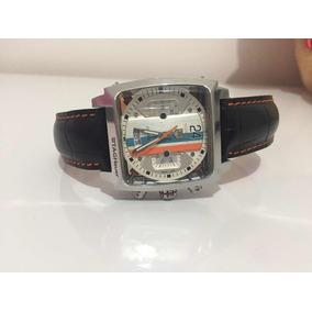 2e5e1f065d3 Relogio Monaco Usado - Relógio Masculino