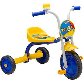 Triciclo Bicicleta Infantil You 3 Boy Nathor Menino Oferta