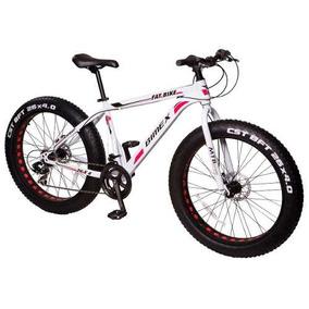 Bicicleta Fat Bike Team Bimex R-26 / 14 Velocidades