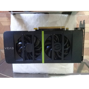 Nvidia Geforce Evga Gtx 560 Ti 1gb Ddr5
