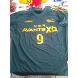 Camisa De Jogo Jeonbuk Hyundai Jogador Roma