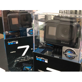 Camera Gopro Hero 7 Black Lacrada Original Eua Go Pro 4k