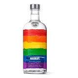 Absolut Edicion Limitada Rainbow Vodka 750ml Exclusiva