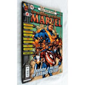Grandes Heróis Marvel Nº 6 - Super Heróis Premium