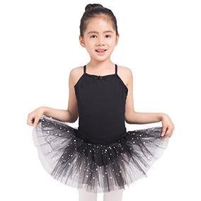 Dancina Leotardo Camisola Vestido De Ballet Con Tutu Future