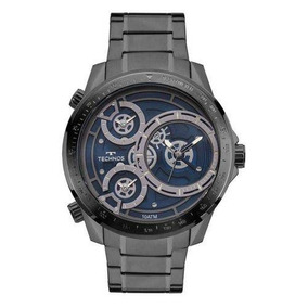 Relógio Technos Legacy 2035mlb/4a Chumbo