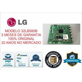 Placa Principal Lg 32lb580b 32lf585b Nova + Garantia