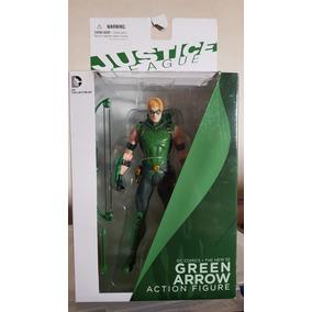 Dc New 52 Green Arrow Arqueiro Verde