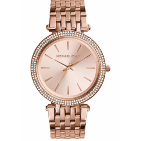 Reloj Rose Gold Michael Kors Original