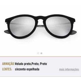 Óculos Erika Velvet - Óculos De Sol no Mercado Livre Brasil d3eff7c721