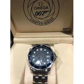 069b613f966 Omega Seamaster 007 - Relógio Omega Masculino no Mercado Livre Brasil