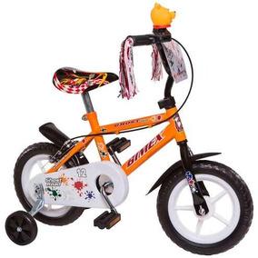 Triciclo Ghost Road R-12 / 1 Vel Bimex Bicicleta Infantil
