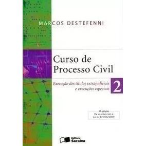 Processo Civil - Vol. 2 - Marcos Destefenni