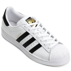 Tênis adidas Superstar Originals Super Oferta 30% Off 1c34550026a08
