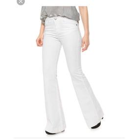 Jean Blanco Mujer - Jeans Oxford Otras Marcas de Mujer en Mercado ... 1b661e58f7b0