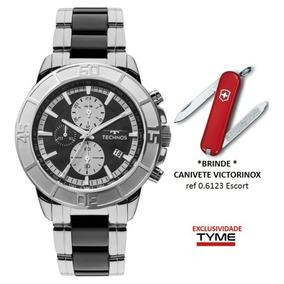 a6ab0d18a7a71 Relogio Technos Masculino Ceramica - Relógios De Pulso no Mercado ...