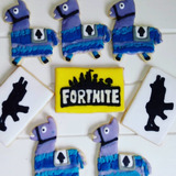 Cookies Decoradas Fortnite