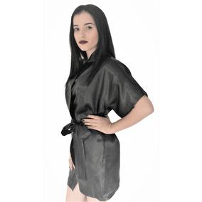 5195419f9 Camisola Com Roupao De Plumas - Roupa de Dormir para Feminino no ...