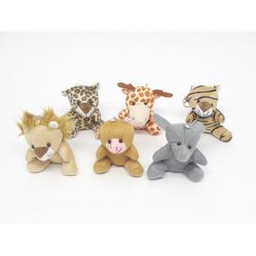 e1a614381 Kit Bicho Pelucia Safari Barato - Pelúcias de Animais no Mercado ...
