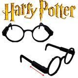 a237bbf3badde Oculos Harry Potter Sem Lente, Filme Ajuste Fantasia Plastic