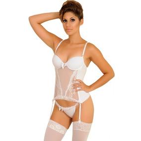 Fantasia Mulher Erótica Sexy Moda Intima - Completo