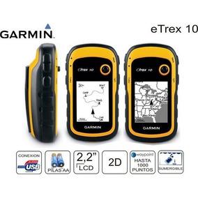 Gps Garmin Etrex 10 2.2