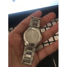 Relógio Movado Sapphire Crystal Ref: 84 G1 1898