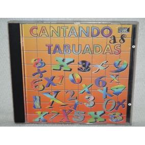 Cd - Cantando As Tabuadas - Cantando As Tabuadas - Infantil