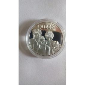 Coleções Preciosas Moedas Comemorat. Quenn, Cod 00126
