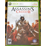 Assassin´s Creed 2 Xbox 360
