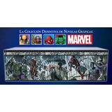 Colección Definitiva De Novelas Gráficas De Marvel Salvat