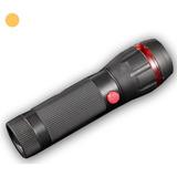 Mini Linterna Iluminación Led Zoom Potente A Pilas