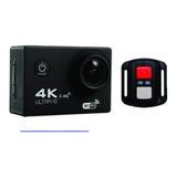 Camara Deportiva Sports Cam Wifi Sumergible 4k 1080 60fps