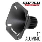 Trompeta Para Auto Genius De Aluminio 1¨ Serie Pro