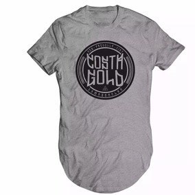 Camisa Camiseta Oversized Longline Swag Costa Gold Dmc Skat e574393742e