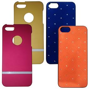 Forro Iphone 5 5s 5e Antishock Anti-golpe Colores Bagc