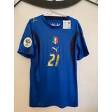 8651d1f028 Camisa Italia 2006 - Camisa Itália Masculina no Mercado Livre Brasil
