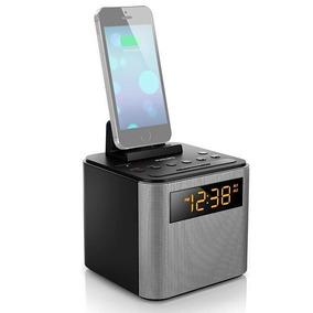 aaaee5ff2f7 Bluetooth Speaker - Rádio Relógio Despertador no Mercado Livre Brasil