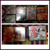Juegos Originales De Xbox, En Físico