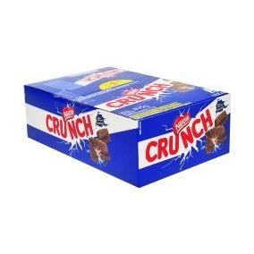 Tablete Chocolate Crunch 22,5g C/18 - Nestlé