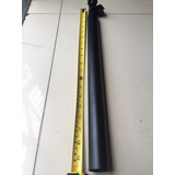 Canote Longo Em Aluminio 500mm - Diametro 33.9mm
