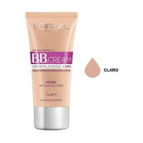 Bb Cream Loréal Paris 30ml - Cor Claro