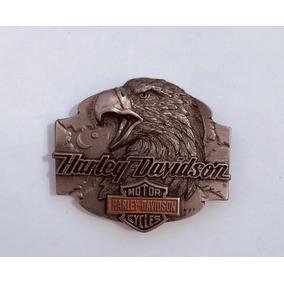 Fivela Raríssima Harley Davidson 1992