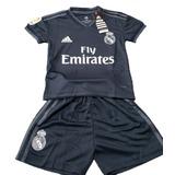 Uniforme Real Madrid Negro - Fútbol en Mercado Libre Colombia 520bece47bf13
