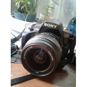 Camara Profesional Sony Alpha 380