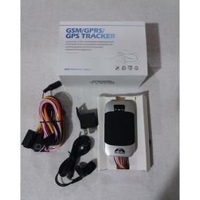 Rastreador Gps Bloqueador Veicular Carro Moto Coban Tk-303