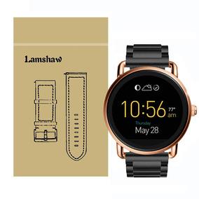 Lamshaw Smartwatch Banda Para Fósil Q Wander Gen 1 / Gen 2,